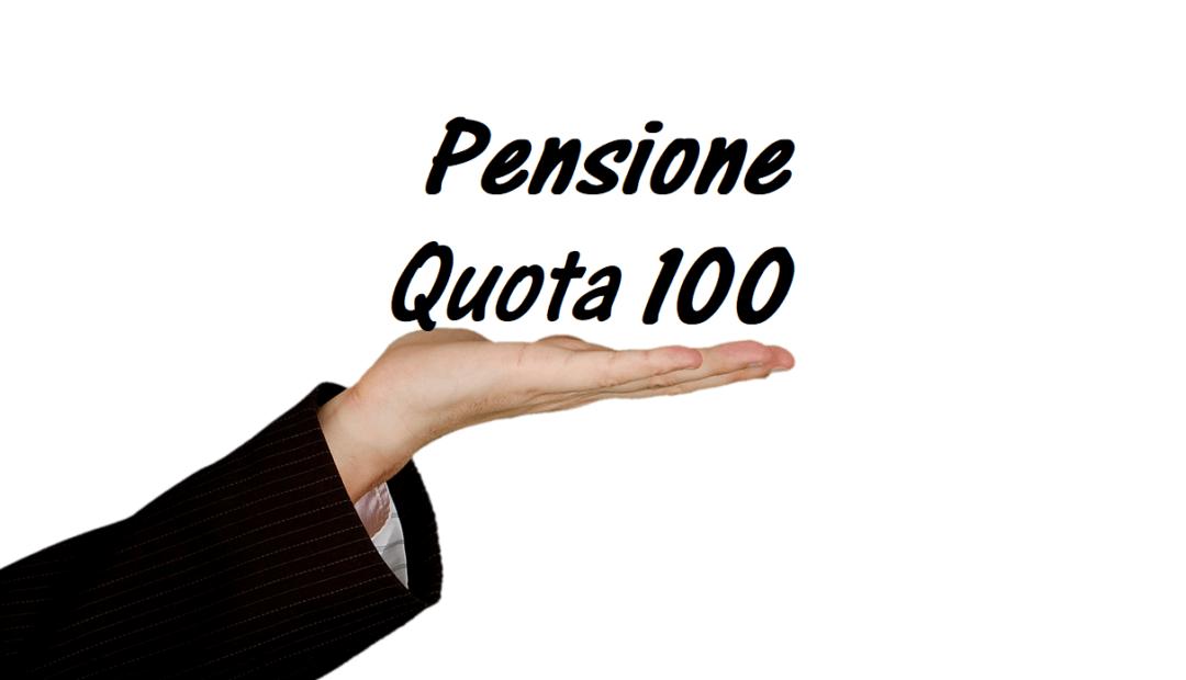 Info utili-Pensioni quota 100
