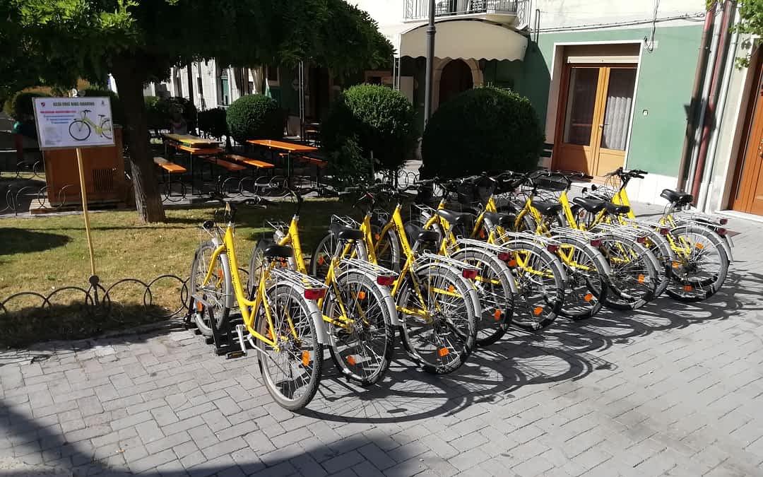 Jelsi Free Bike Sharing – Noleggio Gratuito Bici